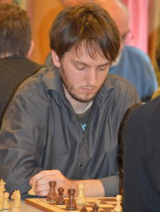 Bester Spieler auf Brett 1, IM Peter Schreiner mit 11,5 aus 13!