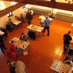 Schach in der Schranne