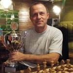 Vereinsmeister 2014: Arnd Mayer