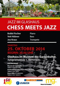 Chess meets Jazz
