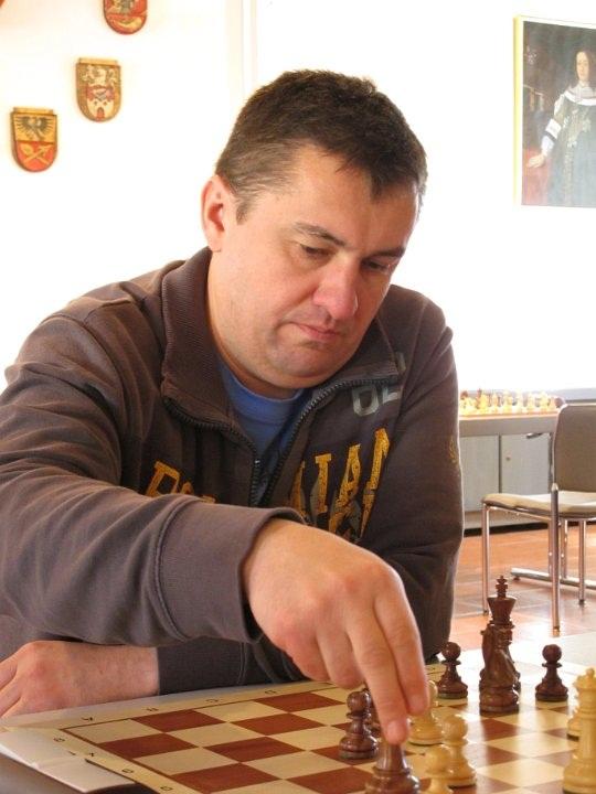 schach beginn