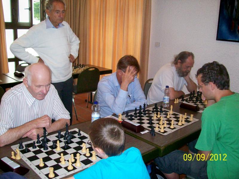 Turnier der Generationen - Alt und Jung gemeinsam