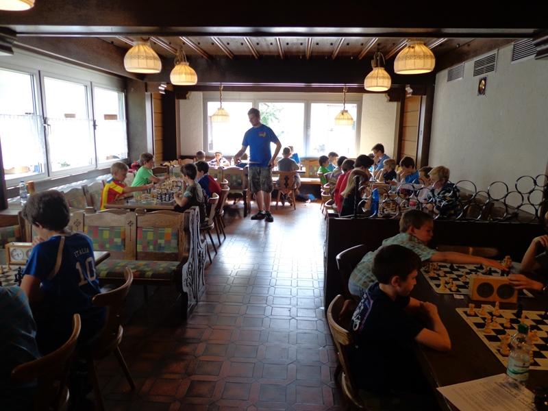 Beginner-Turnier Jedesheim 2013