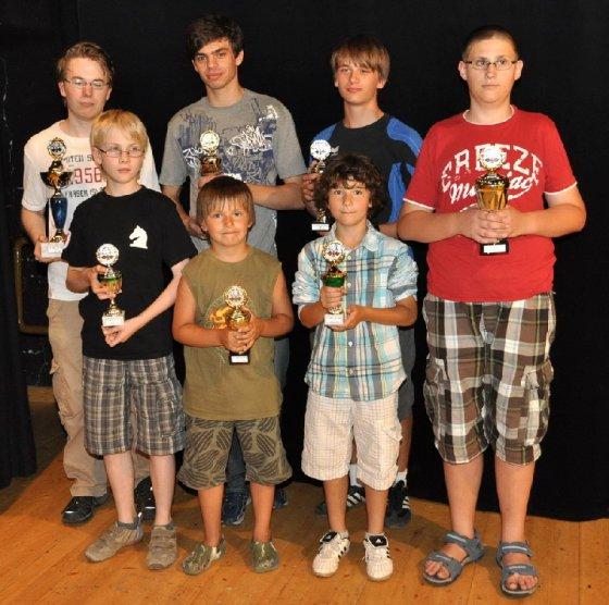 Sieger Jedesheimer Jugendturnier 2010