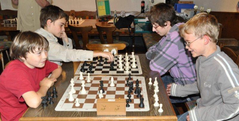 Beginner-Turnier 2011