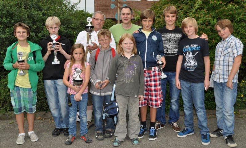 Jugendturnier 2011: SK Hohenems