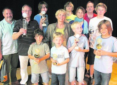 Jedesheimer Jugendturnier: Siegerbild 2008
