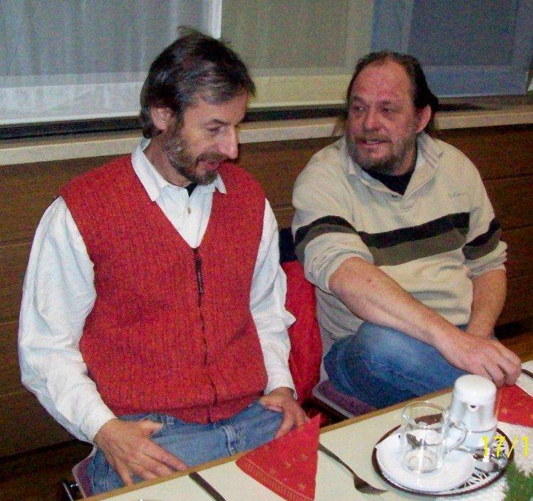 Paul und Rolf