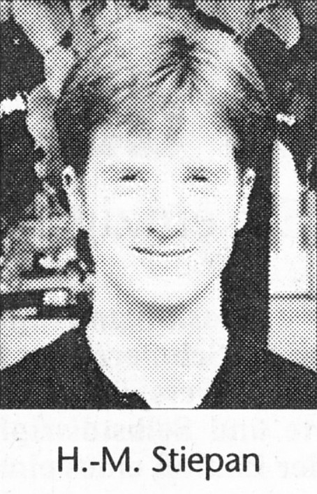 Hans-Michael Stiepan 1999