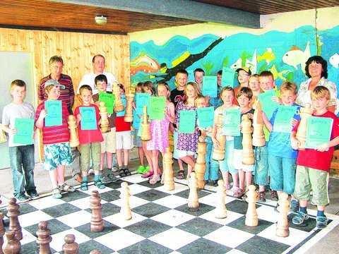 Talenta 2009: Übergabe Freischach