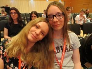 Hannah und Mirjam