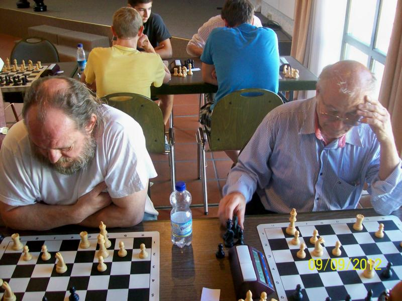 Rolf Brischar und Paul Sturm