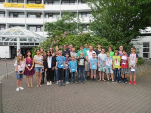 Die württembergische Delegation